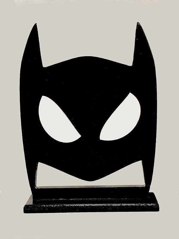R25 - Enfeite Mascara Batman - 01 Unidade - Mara Moveis - Rizzo Festas