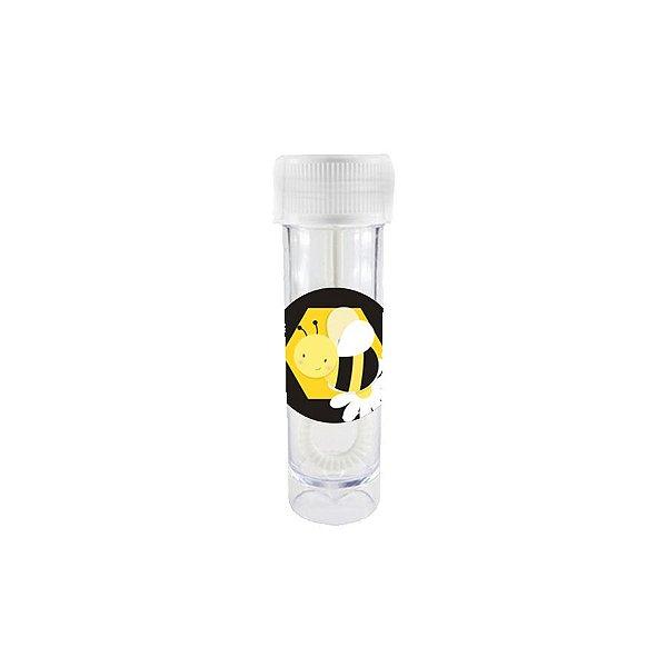 Mini Tubete Bolha de Sabão Lembrancinha Festa Abelhinha - 10 unidades -  Rizzo Embalagens e Festas