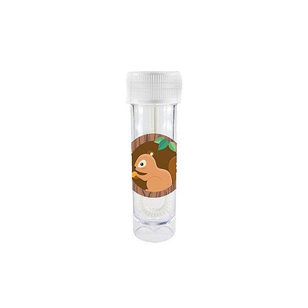 Mini Tubete Bolha de Sabão Lembrancinha Festa Bosque - 10 unidades -  Rizzo Embalagens e Festas