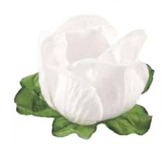 Forminha para Doces Finos - Rainha Branco - 40 unidades - Decora Doces - Rizzo Festas