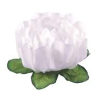 Forminha para Doces Finos - Rosa Maior Branco - 40 unidades - Decora Doces - Rizzo Festas