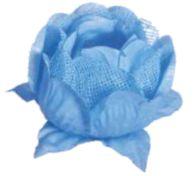 Forminha para Doces Finos - Bela Tela Azul Bebê - 30 unidades - Decora Doces - Rizzo Festas