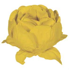 Forminha para Doces Finos - Bela Neon Amarelo - 20 unidades - Decora Doces - Rizzo Festas