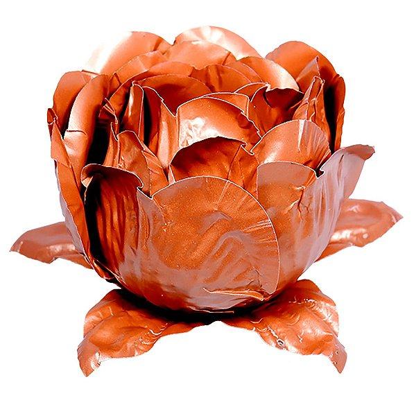 Forminha para Doces Finos - Bela Cintilante Bronze - 20 unidades - Decora Doces - Rizzo Festas