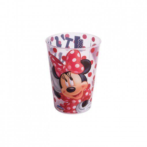 Copo de Plástico 320 ml Minnie - 01 Unidade - Plasútil -  Rizzo Festas