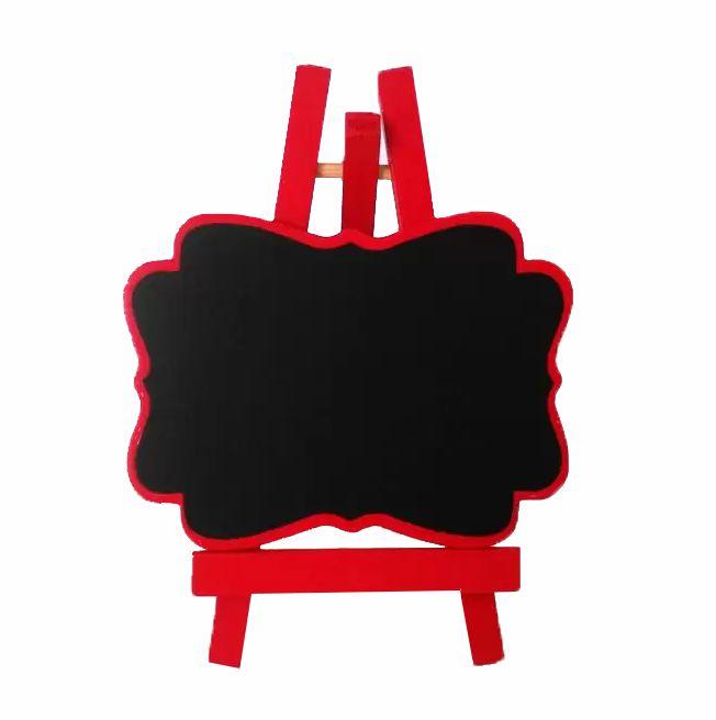 Mini Quadro Negro Com Cavalete - P - 01 Unidade - YDH Festas - Rizzo Festas