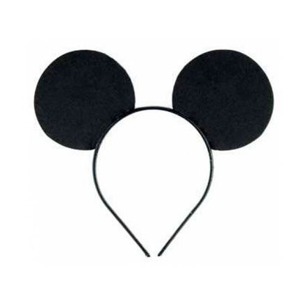 Tiara Mickey - 01 Unidade - YDH - Rizzo Embalagens