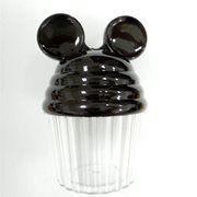 Pote de 50ml Orelhas Mickey - 10 Unidades - ArtLille - Rizzo Festas