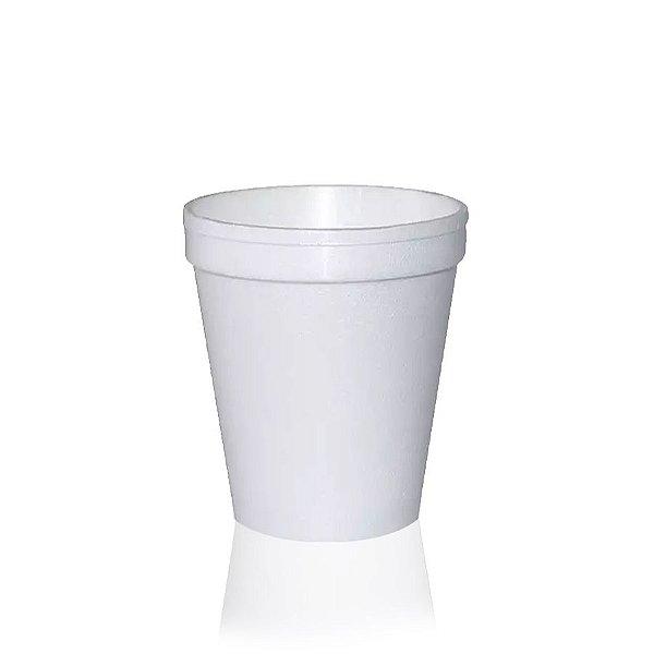 Copo de Isopor Térmico 180ml - Copobras - Rizzo Embalagens