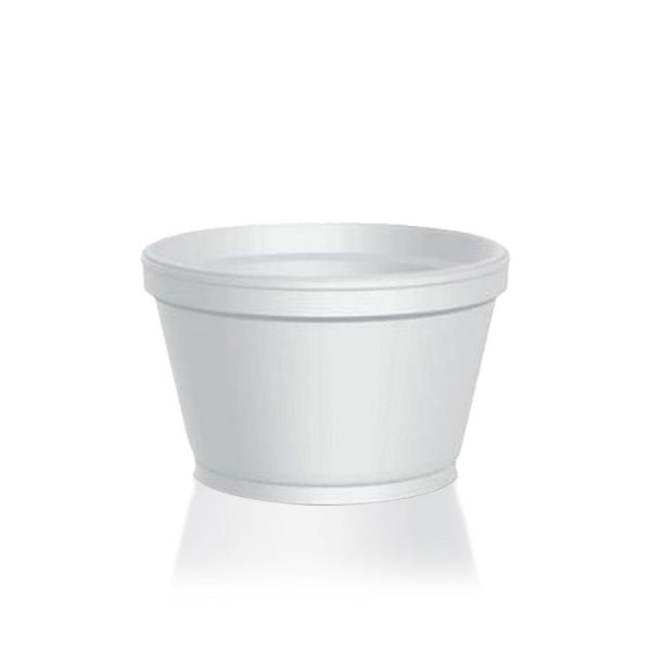 Pote de Isopor Térmico 180ml - Copobras - Rizzo Embalagens