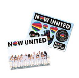 Kit Decorativo Festa Now United - 01 Unidade - Festcolor - Rizzo Festas