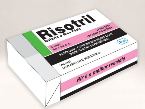 Caixa Divertida Risotril Ref. 493 - 6 doces com 10 un. Erika Melkot Rizzo Confeitaria