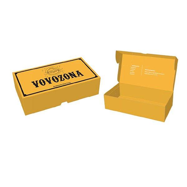 Caixa Pratice (8 Doces) Vovozona Ref.2739 - 10 unidades - Rizzo Embalagens