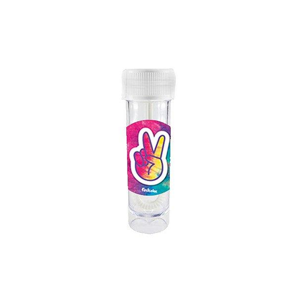 Mini Tubete Bolha de Sabão Lembrancinha Festa Tie Dye - 10 unidades -  Rizzo Embalagens e Festas