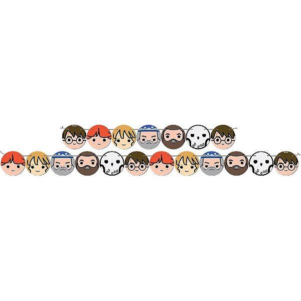 Faixa Decorativa Festa Harry Potter Kids - Festcolor - Rizzo Festas