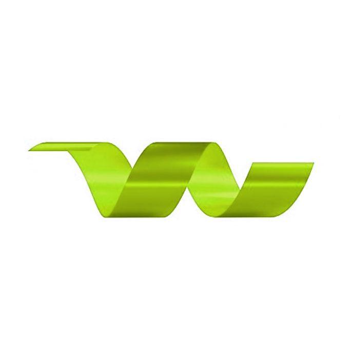 Rolo Fita Lisa Verde Especial - 20mm x 50m - EmFesta - Rizzo Embalagens