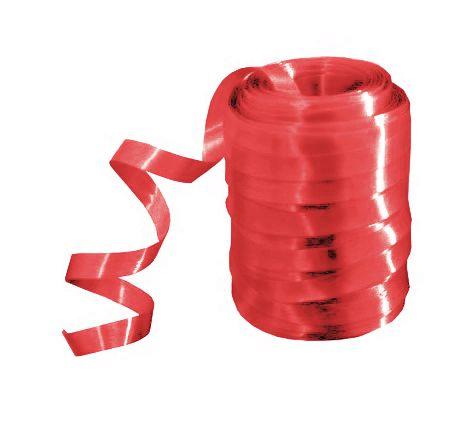Rolo Fita Lisa Vermelho - 30mm x 50m - EmFesta - Rizzo Embalagens