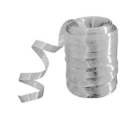 Rolo Fitilho Prata - 5mm x 50m - EmFesta - Rizzo Embalagens