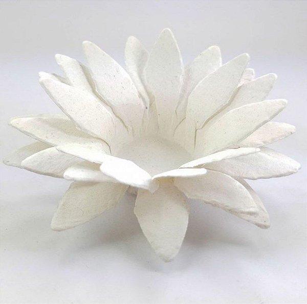 Forminha para Doces Floral Lee Colorset Branco - 40 unidades - Decorart - Rizzo Embalagens