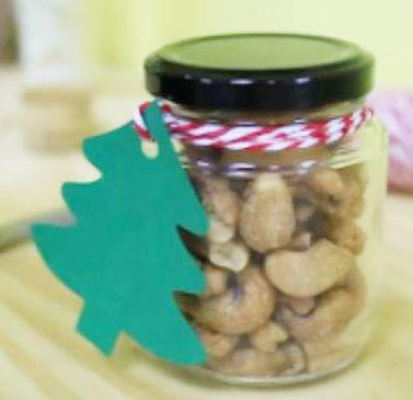 Tag Árvore de Natal Verde - 10 unidades -Rizzo Embalagens