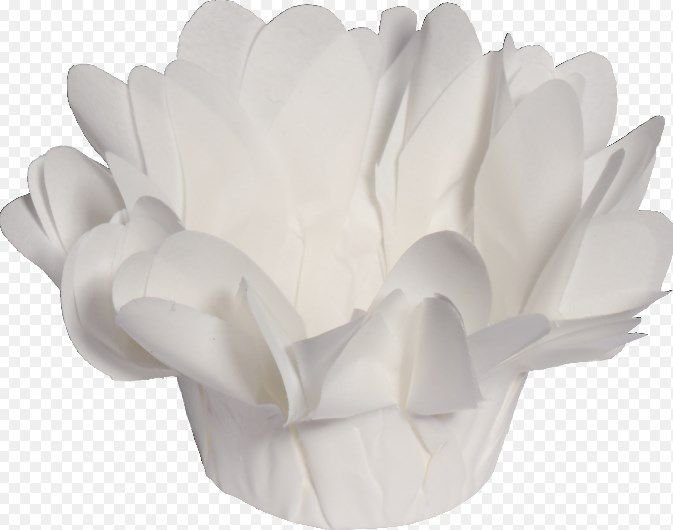 Forminha para Doces Finos - Madri Branco - 50 unidades - Decora Doces - Rizzo Festas