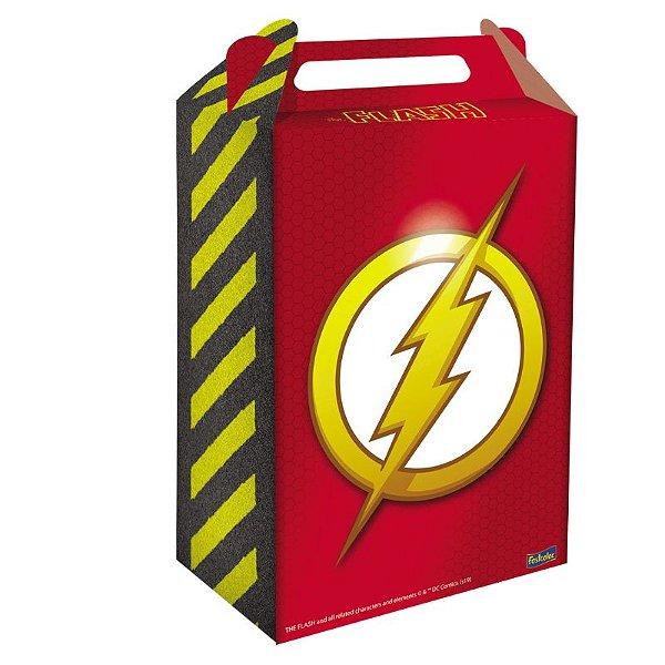 Caixa Surpresa Festa Flash - 8 unidades - Festcolor - Rizzo Festas