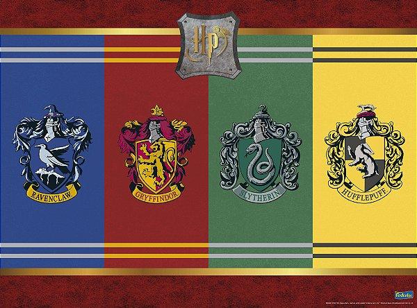 Painel Decorativo Festa TNT Festa Harry Potter - 01 Unidade - Festcolor - Rizzo Festas