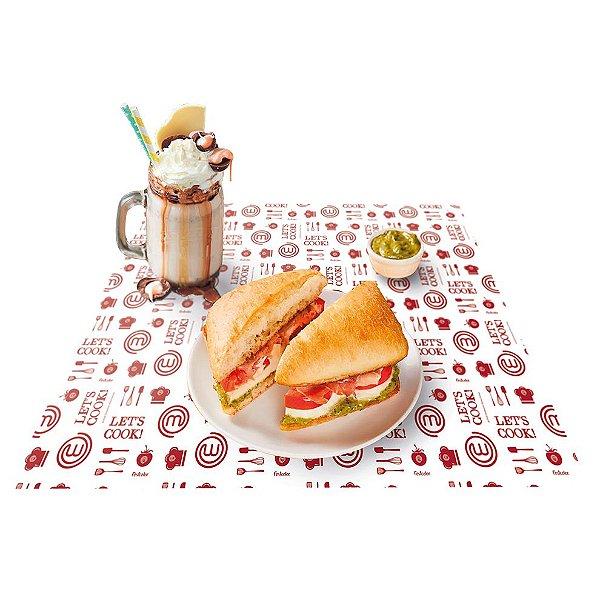 Jogo Americano 28x35cm Festa Master Chef - 20 unidades - Festcolor - Rizzo Festas
