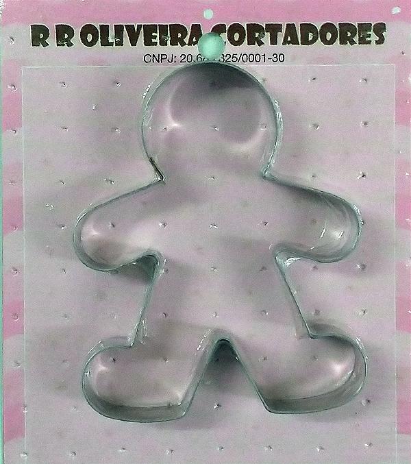 Cortador Gingerbread 1 M - Mod.081 - RR Cortadores Rizzo Embalagens