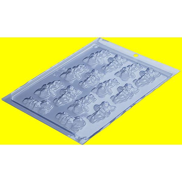 Forma de Acetato Anjinho Ref 606 - Porto Formas - Rizzo Embalagens