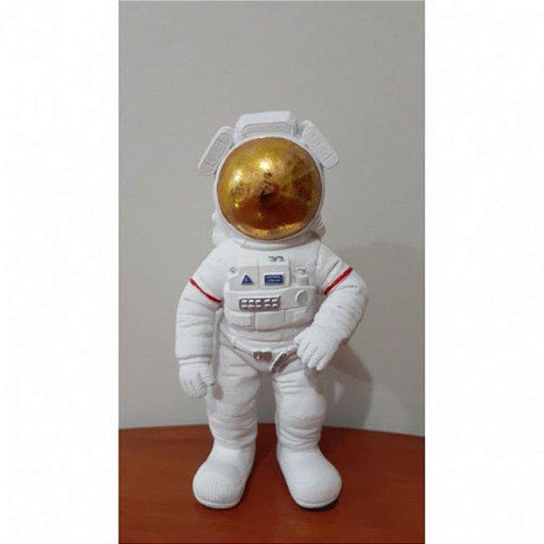 Astronauta Individual de Resina - 01 Unidade - Art Lille