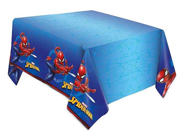 Toalha De Mesa Festa Homem Aranha - Regina - Rizzo Festas