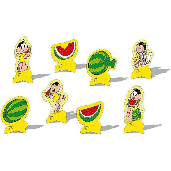 Decoração de Mesa Festa Magali Melância - 8 unidades - Festcolor - Rizzo Festas