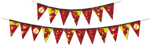 Faixa Decorativa Festa Flash - Festcolor - Rizzo Festas