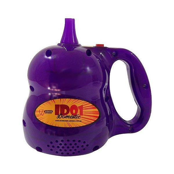 Infladores de Balões ID-01 Doméstic - Roxo - Bonus Infladores - Rizzo Balões