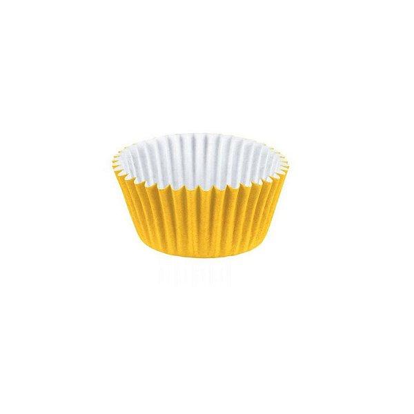 Forminha de Papel Amarelo N 5 - 100 unidades - Junco - Rizzo Embalagens