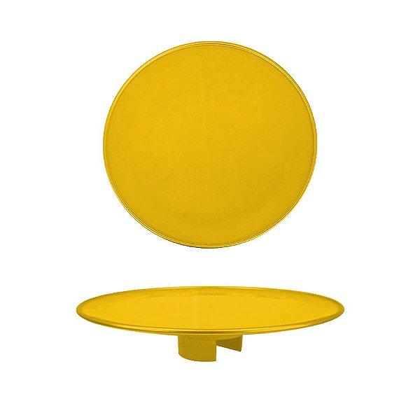 Tampo Boleira - Amarelo - Só Boleiras - Rizzo Embalagens
