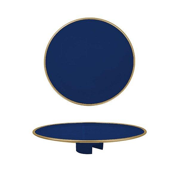 Tampo Boleira - Azul Marinho Filete - Só Boleiras - Rizzo Embalagens