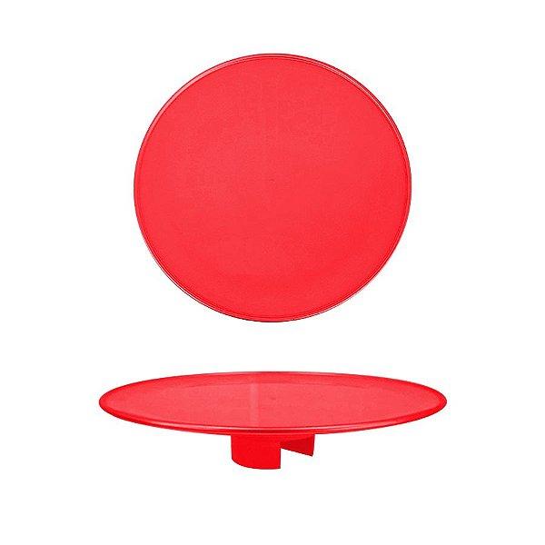 Tampo Boleira - Rosa Neon - Só Boleiras - Rizzo Embalagens