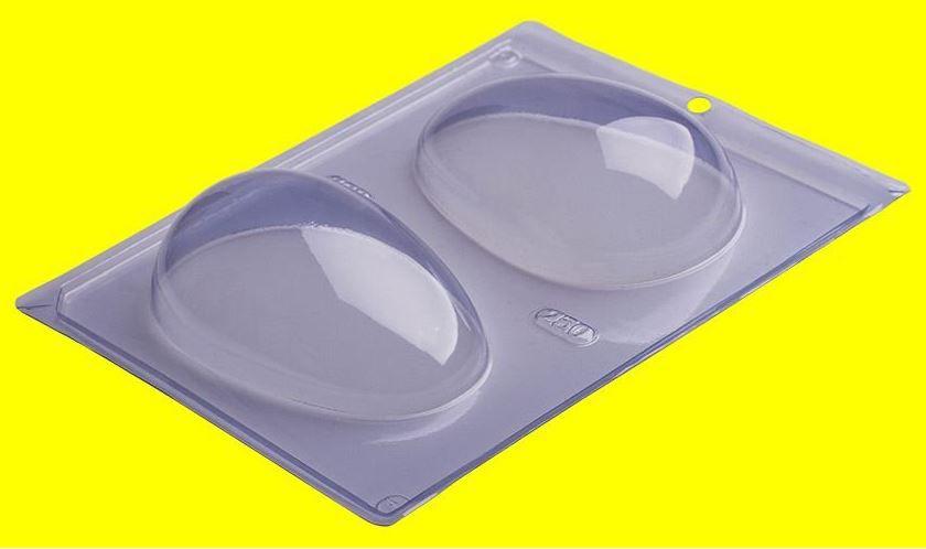 Forma Especial Ovo Liso 150g  Cod 32 - Porto Formas - Rizzo Embalagens