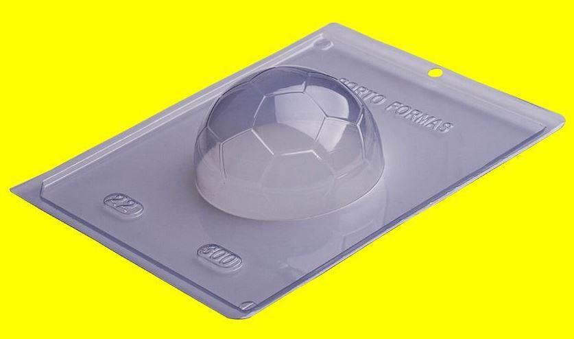 Forma Especial Bola para 300g - Cod.22 - Porto Formas - Rizzo Embalagens