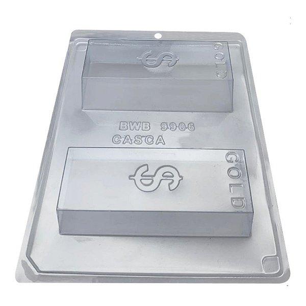 Forma Especial Barra de Ouro - Ref. 9906 - BWB - Rizzo Embalagens