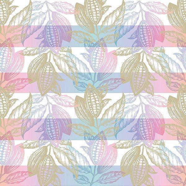 Folha para Ovos de Páscoa Ombre Degradê 69x89cm - 05 unidades - Cromus Páscoa - Rizzo Embalagens
