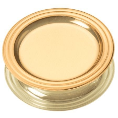 Mini Bandeja para Doces - Dourado 8,5cm - 25 unidades - Stalden - Rizzo Embalagens