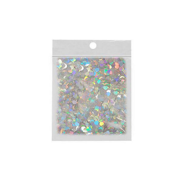 Confete Coração 10g - Holográfico - Rizzo Embalagens