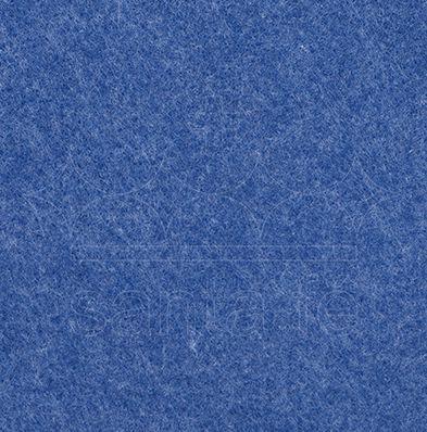 Feltro Liso 30 X 70 cm - Azul Mescla 163 - Santa Fé - Rizzo Embalagens