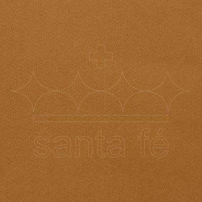 Feltro Liso 30 X 70 cm - Caramelo 058 - Santa Fé - Rizzo Embalagens