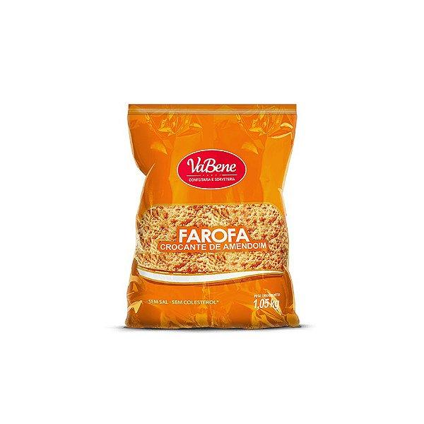 Farofa Crocante de Amendoim - 1,05Kg - VaBene - Rizzo