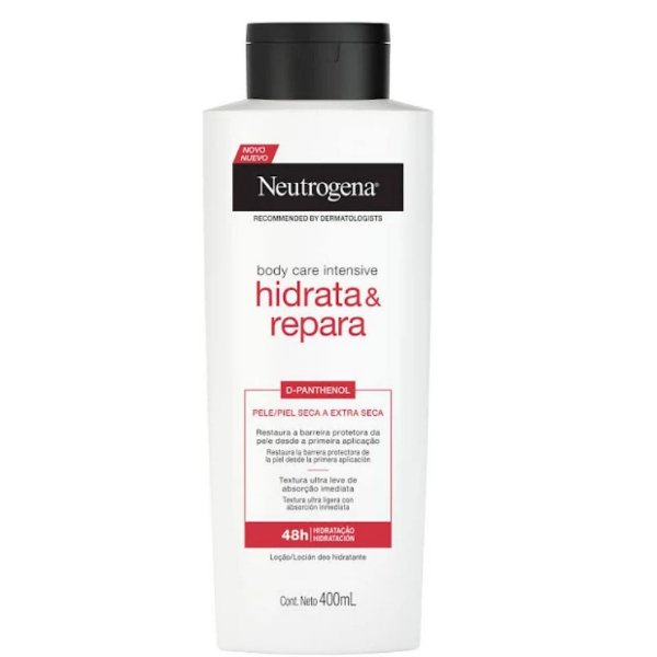 Neutrogena Body Care Intensive Hidrata e Repara 400ml