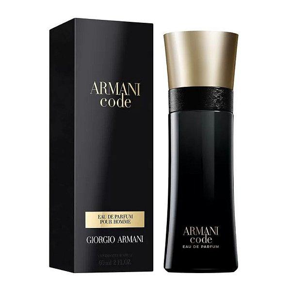 Giorgio Armani Code Perfume Masculino Eau de Parfum 60ml